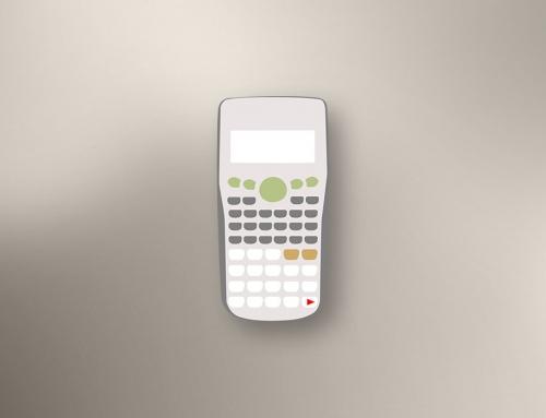 Uso de calculadoras